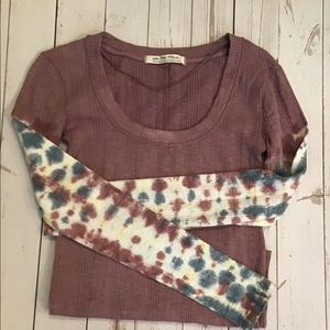 Free People Big Sur  Long Sleeve T-Shirt
